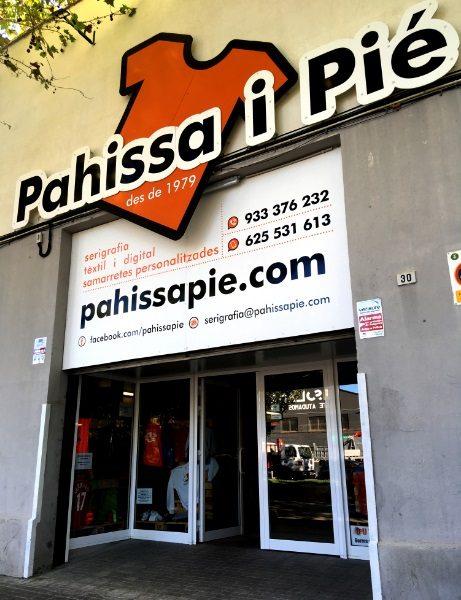façana pahissa i pie