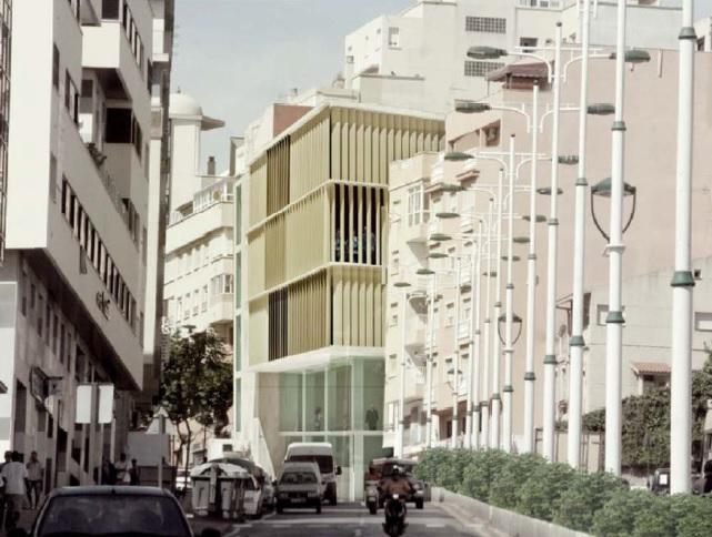 Centro cultural ceuta