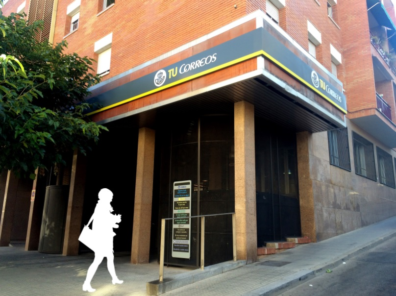 Renovaci n 12 oficinas de correos sj12 enginyers for Oficina de correos tarragona