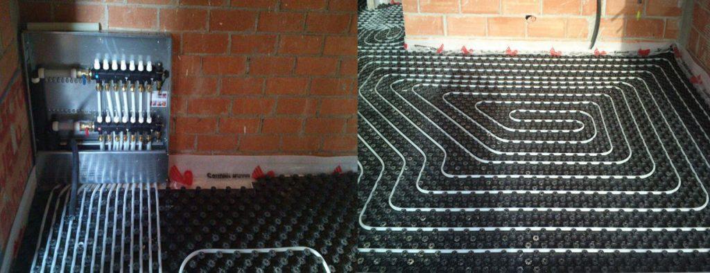 Suelo radiante eficiencia invisible sj12 enginyers - Pavimento para suelo radiante ...